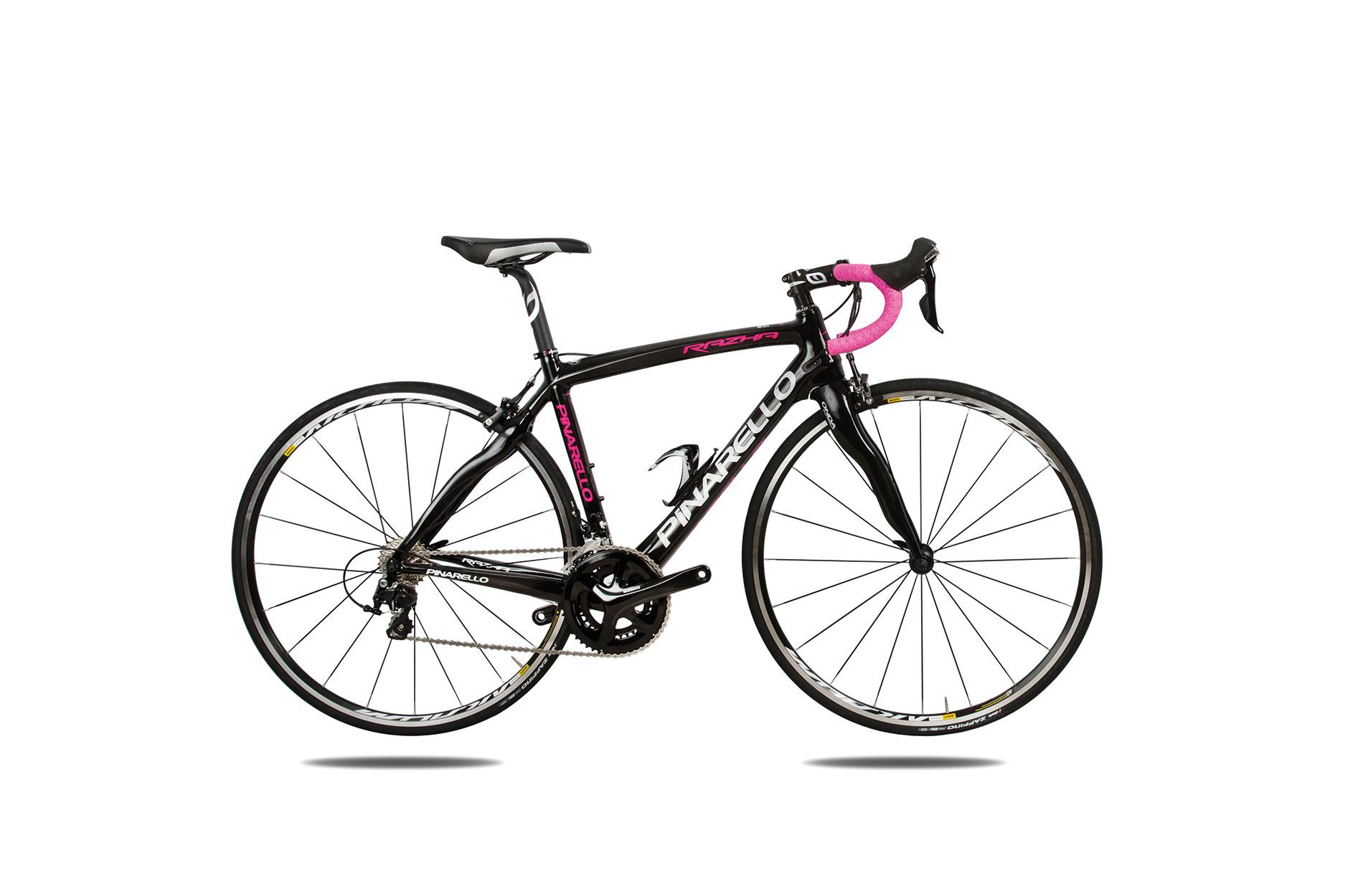 PINARELLO-RAZHA-188-Carbono-Rosa-EasyFIT