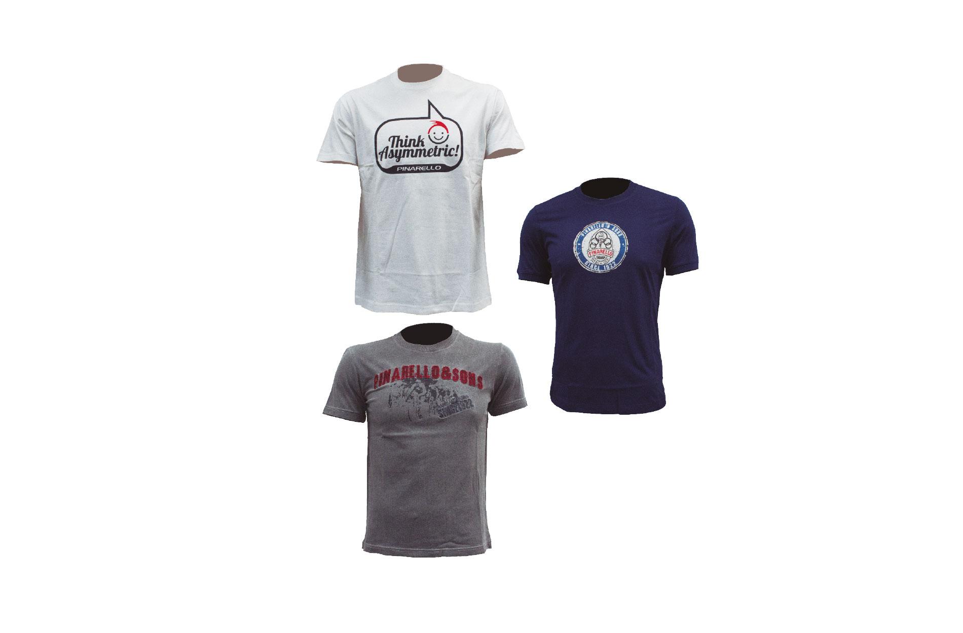 PINARELLO_Camisetas