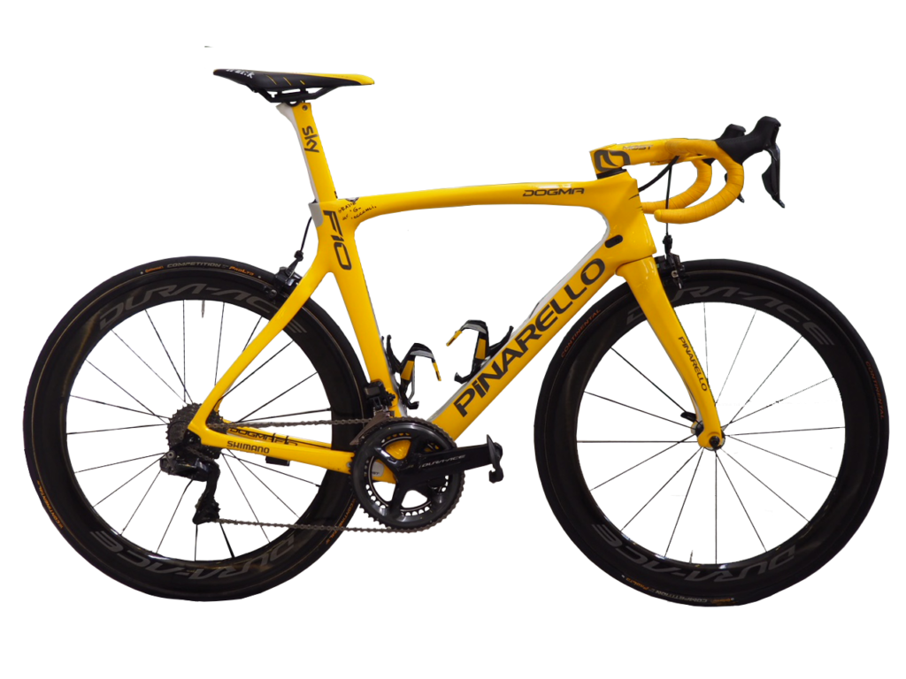 DOGMA F10 Color: 415 - YELLOW TDF 2018