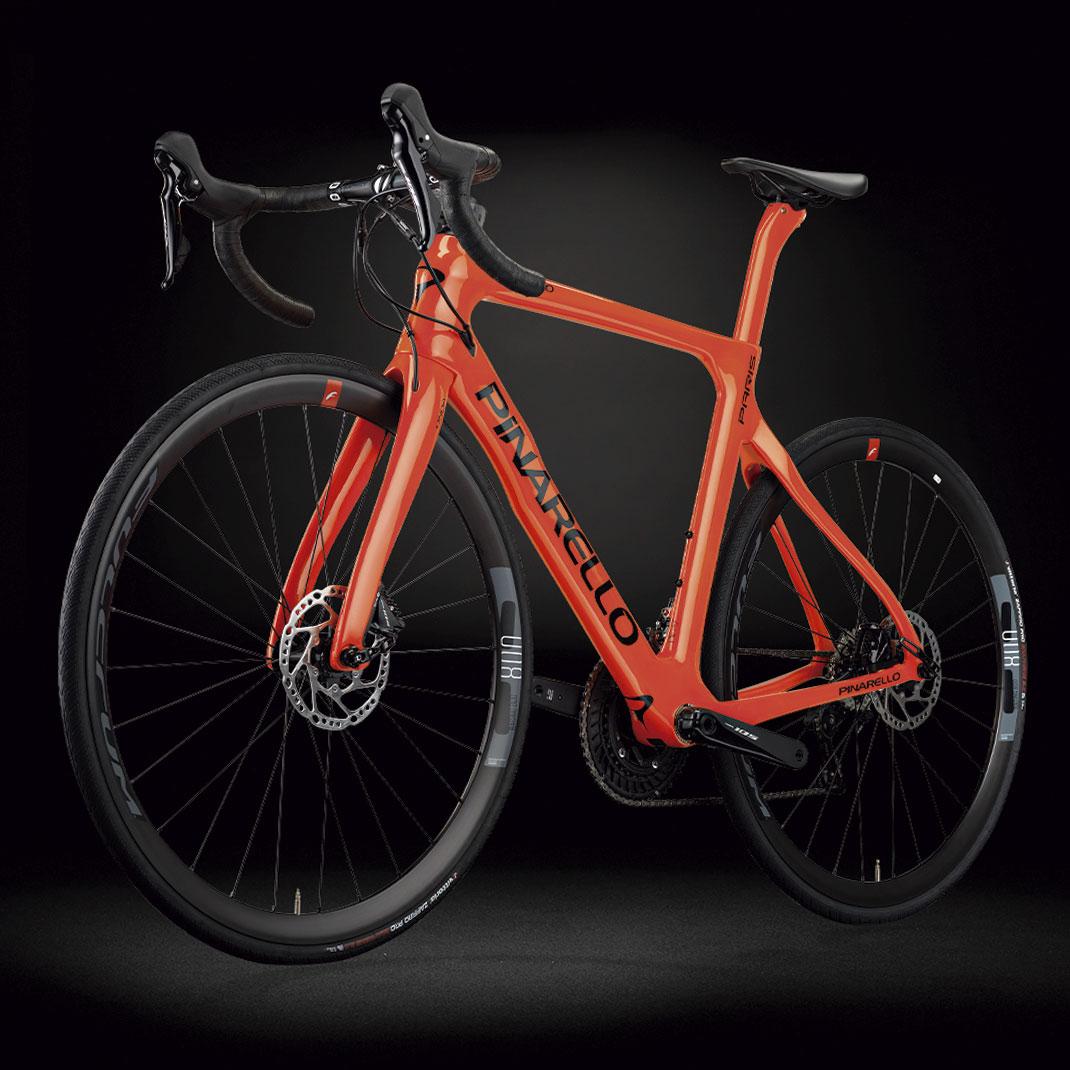 PARISDisk-Orange